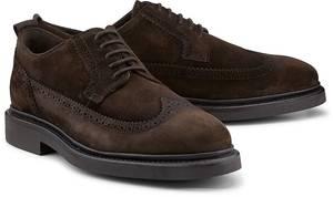 Low Lace Shoe von Marc O'Polo in braun für Herren. Gr. 42,43,44