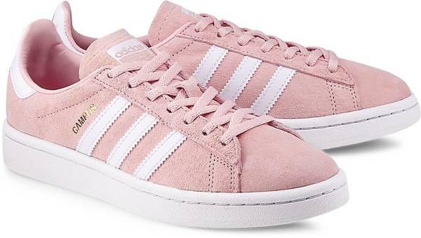 Sneaker Campus von Adidas Originals in rosa für Damen. Gr. 36,40