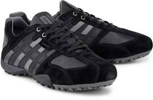 Sneaker Snake von Geox in schwarz für Herren. Gr. 40,41,42