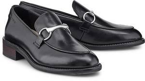 Spangen-Loafer von Marc O'Polo in schwarz für Damen. Gr. 41