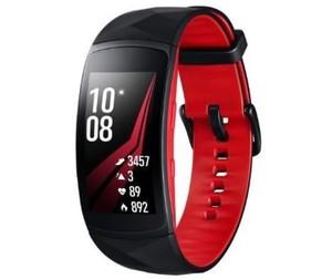 Samsung Smart Watch Gear Fit2 | B-Ware - der Artikel ist neu - Verpackung wurde geöffnet und 1x getestet