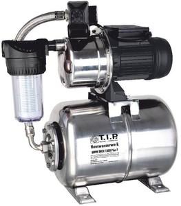 TIP Hauswasserwerk HWW INOX 1300 PLUS F | B-Ware - Der Artikel ist technisch einwandfrei. Die Verpackung kann leichte Gebrauchsspuren aufweisen