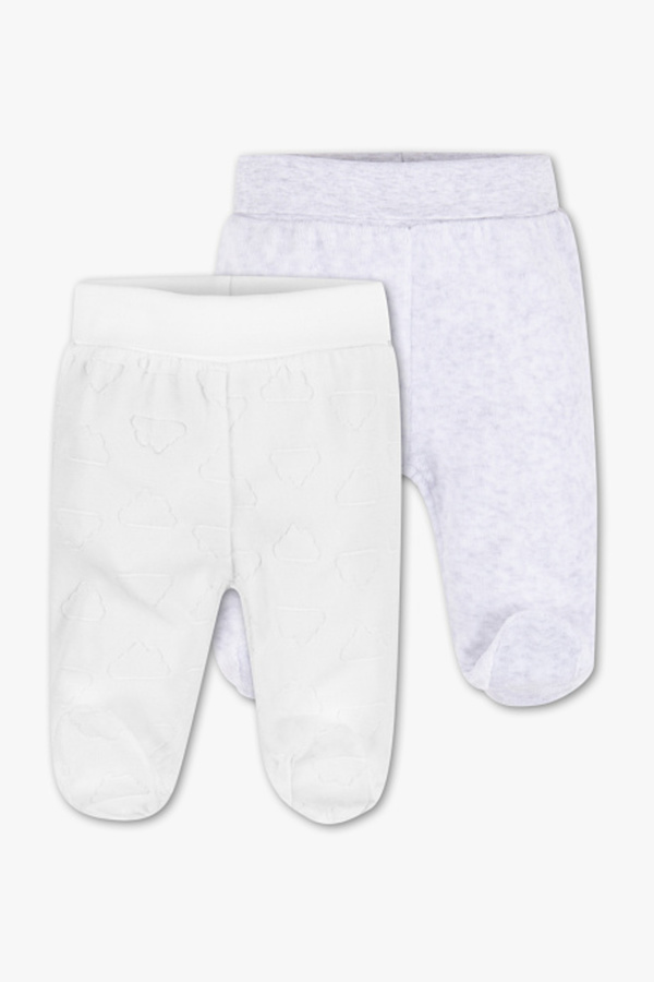 Baby Club         Baby-Hose - Bio-Baumwolle - 2er Pack