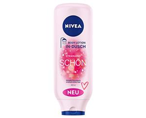 NIVEA Body Lotion In-Dusch strahlend schön