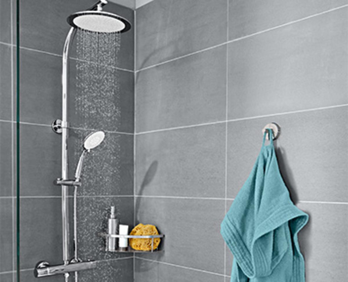 Bild 2 von EASY HOME®  Duschsäule mit Thermostat