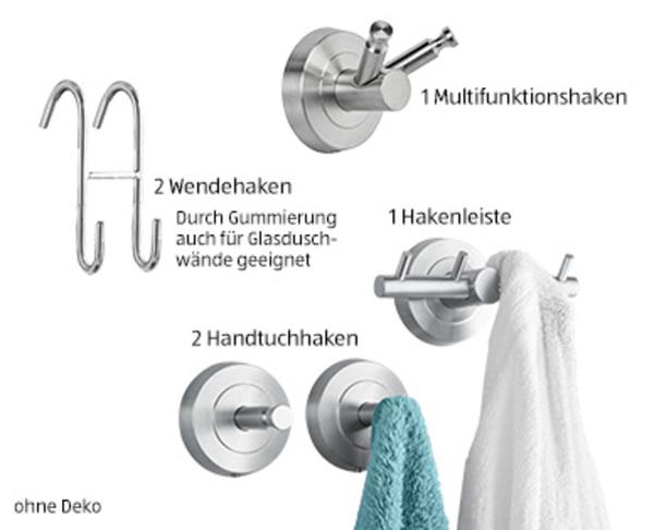 EASY HOME®  Handtuchhaken