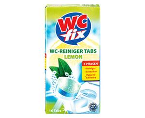 WC fix WC-Reiniger-Tabs