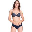 Bild 2 von Damen Bikinioberteil mit Allover-Muster