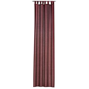 GÖZZE DAKAR Schlaufenschal 140 x 255 cm in Rot