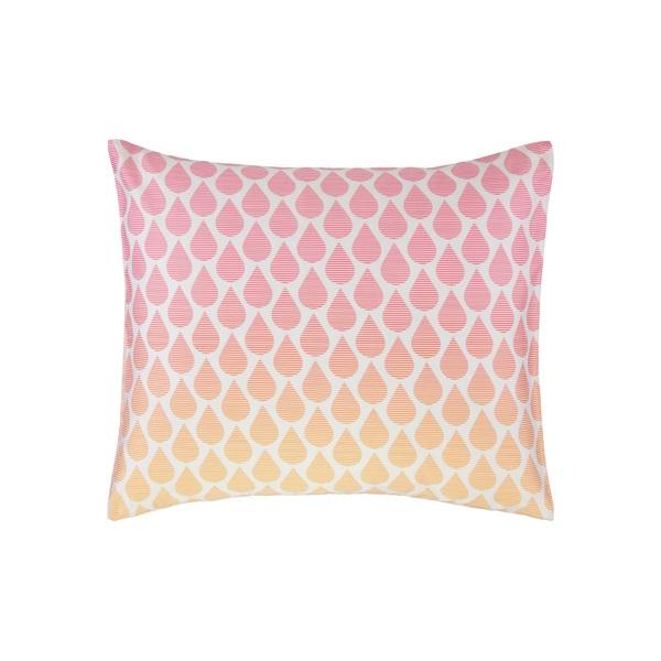 ESPRIT Satin-Wende-Kissenhülle RAINNS 40 x 40 cm in Pink