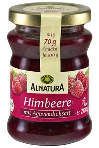Alnatura Bio Fruchtaufstrich Himbeere mit Agavendicksaft 200 g