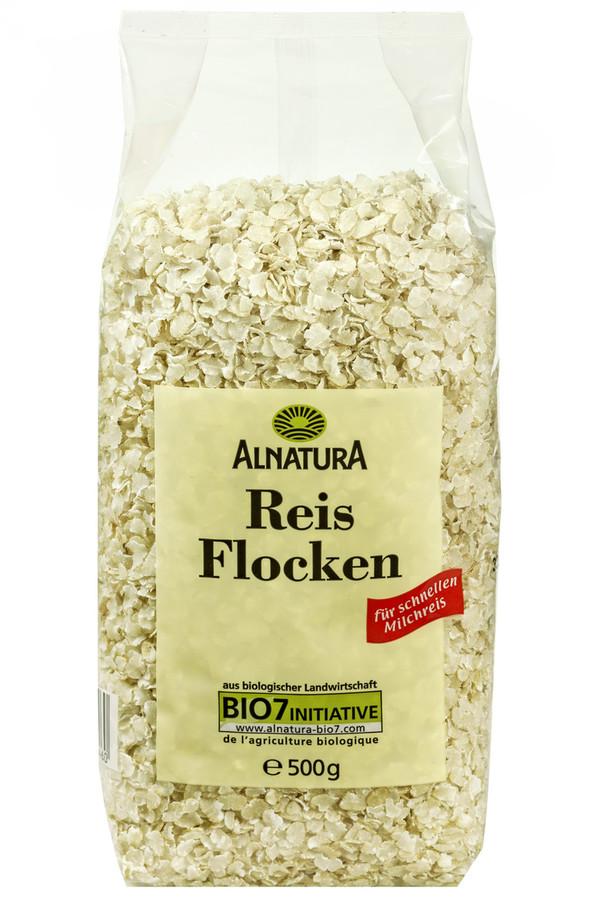 Alnatura Bio Reis Flocken 500 g