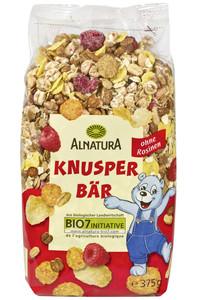 Alnatura Bio Knusper Bär Müsli 375 g