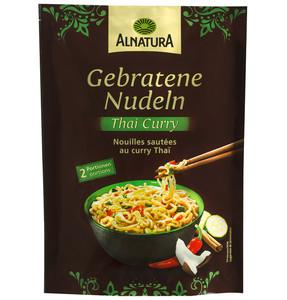Alnatura Bio Gebratene Nudeln Thai Curry 125 g