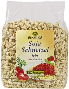 Alnatura Bio Soja Schnetzel fein 150 g