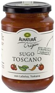Alnatura Origin Bio Tomatensauce Sugo Toscano 340 g