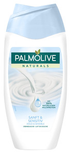 Palmolive Naturals Cremedusche sanft & sensitiv 250 ml