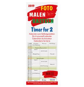 KORSCH VERLAG             FMB Timer for 2 19 x 50