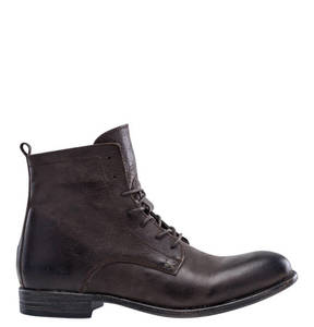 "REPLAY             Boots ""EDMUND"", Leder, Blockabsatz"