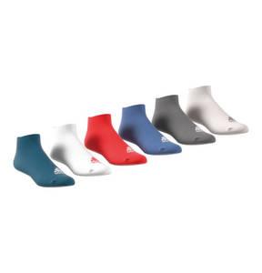 "adidas             Socken ""PERFORMANCE THIN NO-SHOW SOCKS (6 PAIRS PACK)"", 6er-Pack, für Kinder"