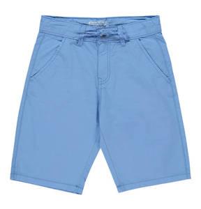 manguun teens             Shorts, reine Baumwolle, Taschen, uni, für Jungen