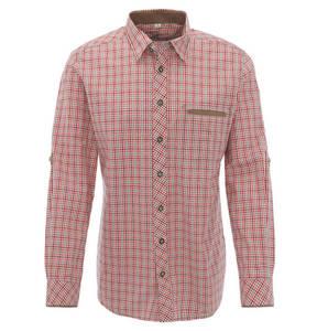 Spieth & Wensky             Trachtenhemd, Normal Fit, Brusttasche, kariert