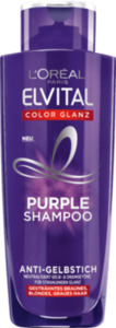 Elvital Shampoo Color Glanz Purple