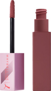 Maybelline New York Lippenstift Puma Edition Super Stay Matte Ink 11 Fearless