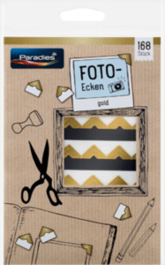 Paradies Fotoecken gold