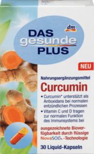DAS gesunde PLUS Curcumin