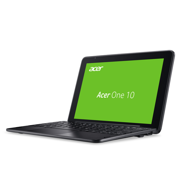 "Acer One 10 (S1003) 2in1 Tablet mit Tastatur, 10.1"" WUXGA IPS, 4GB RAM, 128GB Flash, Intel Quad-Core, Win 10 Home"