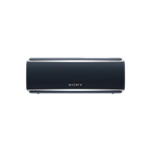 Sony SRS-XB21 (schwarz) - Bluetooth Lautsprecher 12 Std Akkulaufzeit, einstellbare Beleuchtung, Wasser- und Staubdicht (IP67)