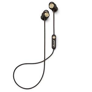 MARSHALL Minor II braun - Bluetooth In-Ear-Kopfhörer (12 Stunden kabellose Spieldauer, eingebautes Mikrofon)