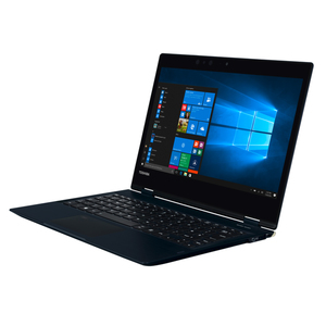 "Toshiba Portege X20W-E-10E Ultrabook 12,5"" Full-HD IPS Touch, i7-7500U, 8GB RAM, 512GB PCIe SSD, LTE, Win10 Pro"