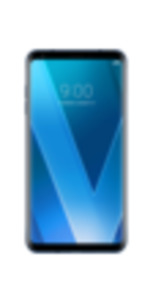 LG V30 64GB Moroccan Blue mit Magenta Mobil XL
