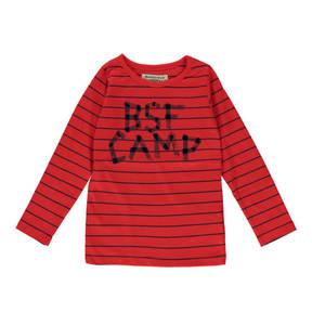 BASEFIELD             Sweatshirt, Streifen, für Jungen