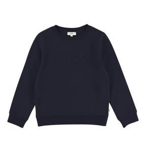 BOSS             Pullover, gefüttert, Marken-Print, für Jungen
