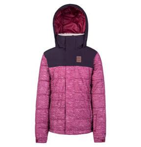 "PROTEST             Ski-Jacke ""Bixley"", mit Kapuze, für Mädchen"
