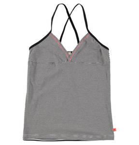 ESPRIT             Unterhemd, Streifen, elastisch, für Mädchen