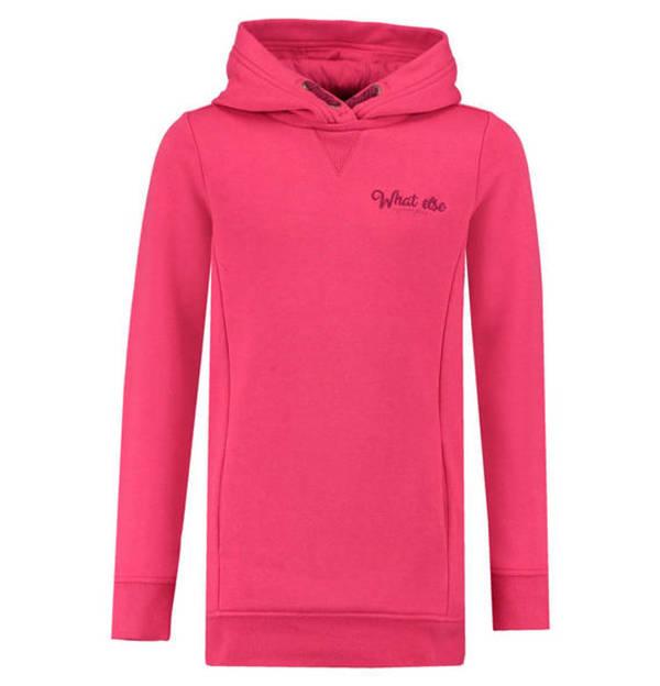 GARCIA             Sweatshirt, lang, Kapuze, angeraut, für Mädchen