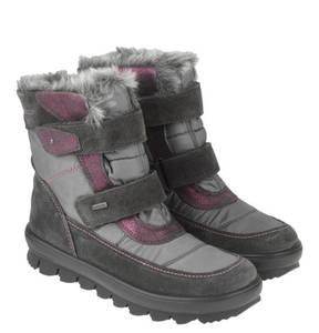 Superfit             Boots, Gore-Tex, Klettverschluss, gefüttert, für Mädchen