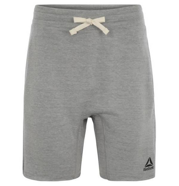 Reebok             Shorts, Sweat, Gummibund, Kordelzug, Taschen, für Herren