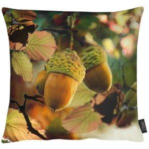 Apelt Kissen   Herbstlaub 45 x 45 cm