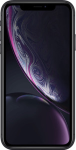 Apple iPhone XR schwarz