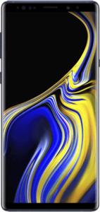 Samsung Galaxy Note9 blau