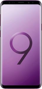 Samsung Galaxy S9+ lila