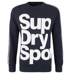 """Superdry             Sweatshirt """"Combat"""", schnelltrocknend, Logo, für Herren"""