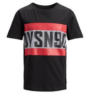 JACK & JONES             T-Shirt, Print, für Jungen