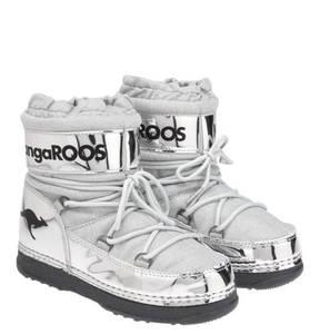 KangaROOS             Boots, glänzend, metallisch, für Mädchen