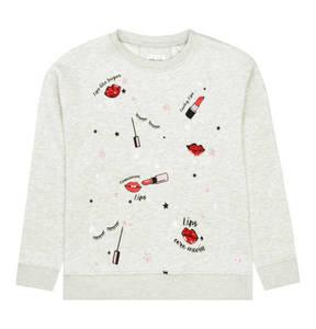 JETTE by STACCATO             Sweatshirt, Kosmetik-Style, für Mädchen